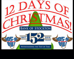 12 Days of Christmas Starts Monday!