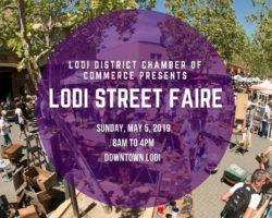 Lodi Street Faire 2019