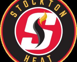 """Stockton Heat """"Wear It Wednesday"""""""