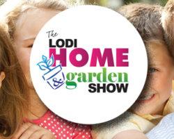 Win A 60″ HD T.V – Lodi Home & Garden Show