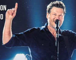 Blake Shelton @SAP, March 10th