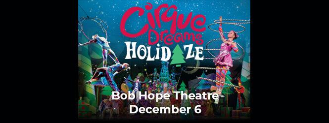 Cirque Dreams Holidaze!
