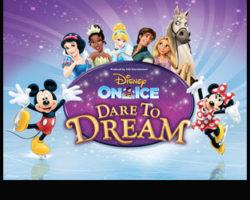 Stockton Arena Welcomes Disney on Ice!