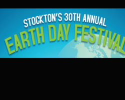 Stockton Earth Day is Sunday April 22nd!