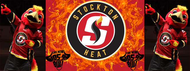 The Stockton Heat are Back in Action!