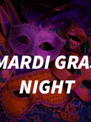 Stockton Heat Mardi Gras Night