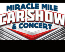 Miracle Mile Car Show & Concert