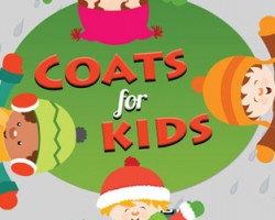 Coats For Kids Is Back For 2016