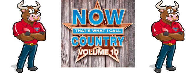 Now That's What I Call Country Volume 10!