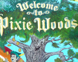 Saturday Is Children And Youth Day At Pixie Woods!