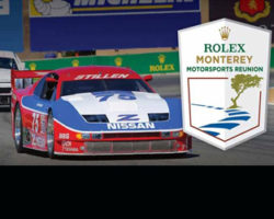 The Rolex Monterey Motorsports Reunion is Coming!