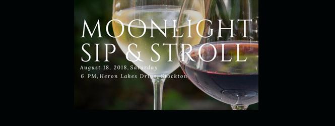 17th Annual Moonlight Sip & Stroll