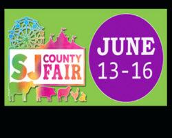Join The Bull At The 2019 SJ Fair!