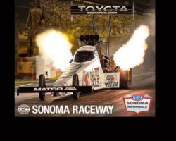 The Sonoma Nationals are coming!