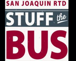 "Help The Bull ""Stuff The Bus!"""