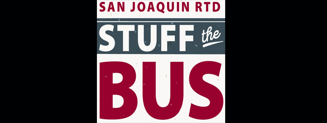 "Help The Bull ""Stuff The Bus!"""