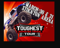 The Monster Trucks Are Coming!!!!!
