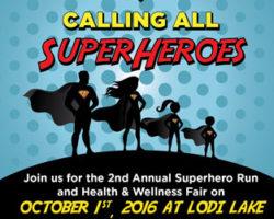 2nd Annual Casa Superhero Run