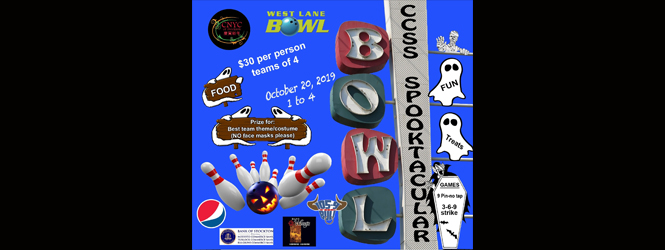 Come Bowl with CCSS and The Bull!
