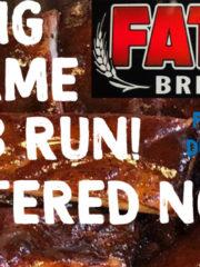 Big Game Grub Run