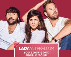 Lady Antebellum Returns To NorCal