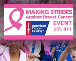 Making Strides Against Cancer 2016