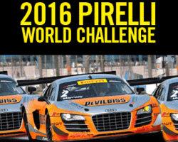 Pirelli World Challenge is Coming