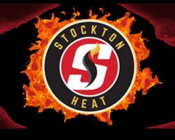We're You're Stockton Heat Station!