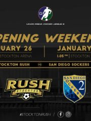 Stockton Rush vs San Diego Sockers 2