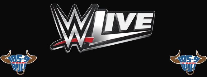 WWE LIVE Comes to Stockton!